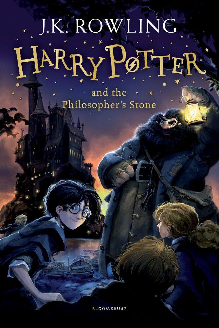 Harry potter 1 and the philosoher stone ne