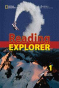 Reading explores1 libro+cdr