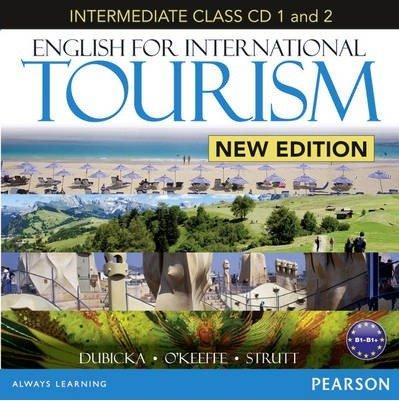 English for international tourism intermediate class audio c