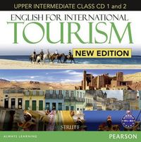 English for international tourism upper intermediate cd