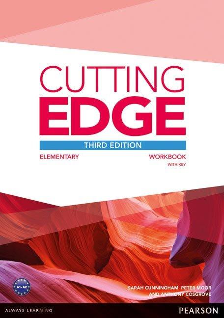 Cutting edge elementary wb w/key 3ªed