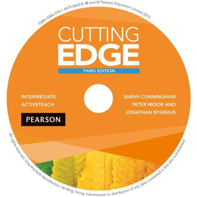 Cutting edge 3rd edition intermediate active teach