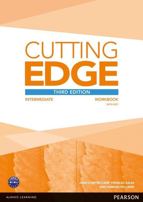 Cutting edge intermediate wb with key