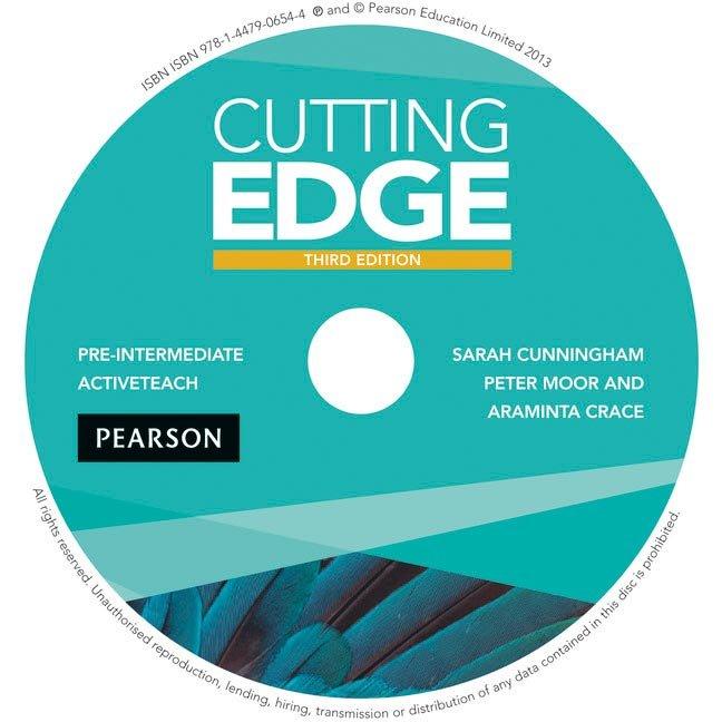 Cutting edge 3rd edition pre-intermediate active t