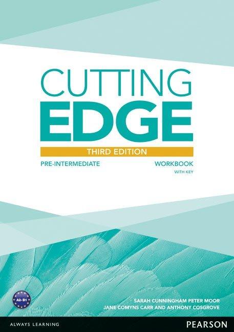 Cutting edge pre-interm wb with key 3rd edtion ed.2013