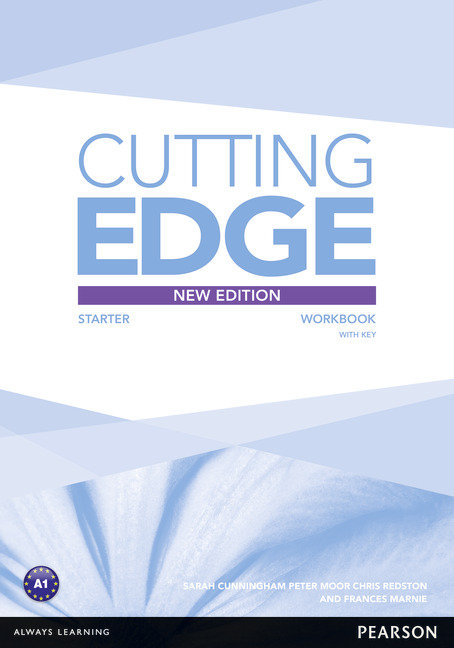 Cutting edge starter wb w/key   longman