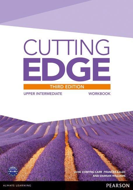 Cutting edge upper intermediate wb