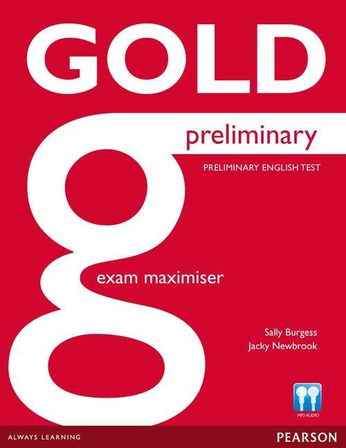 Gold preliminary maximiser without key 13