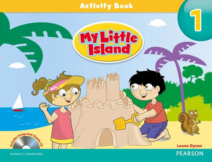 My little island 1 wb 3años 12 pack
