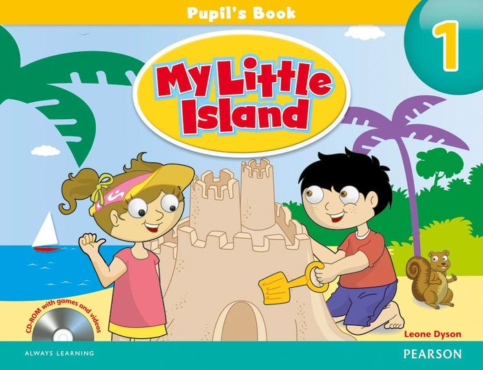 My little island 1 st 3años 12 pack