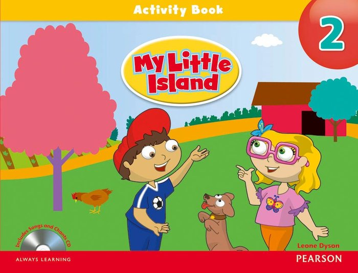My little island 2 wb 4años 12 pack