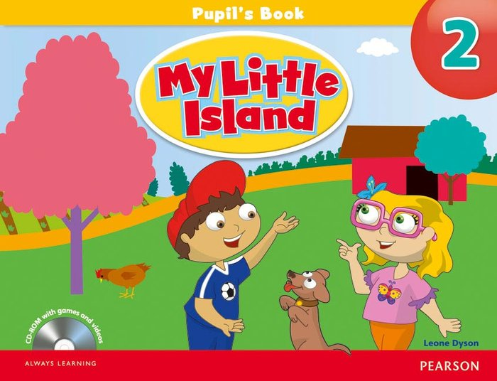 My little island 2 st 4años 12 pack