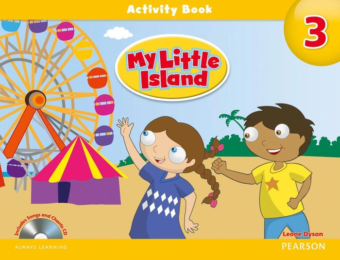 My little island 3 wb 5años 12 pack
