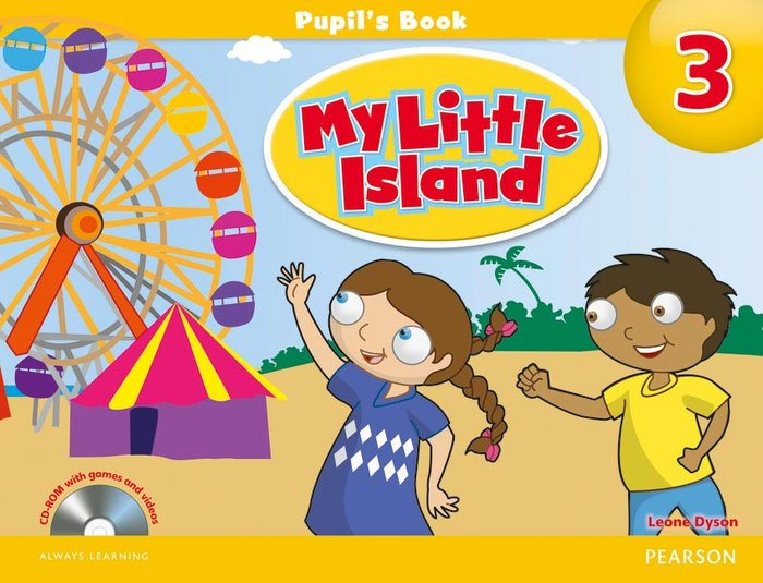 My little island 3 st 5años 12 pack