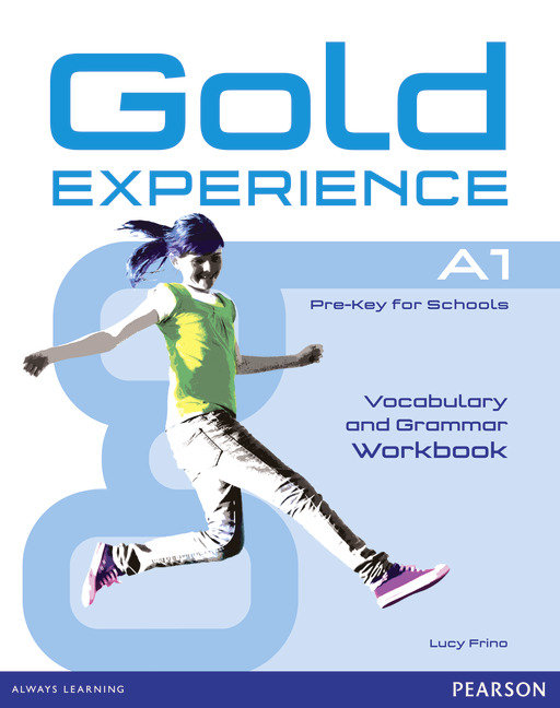 Gold experience a1 pre-key for schools