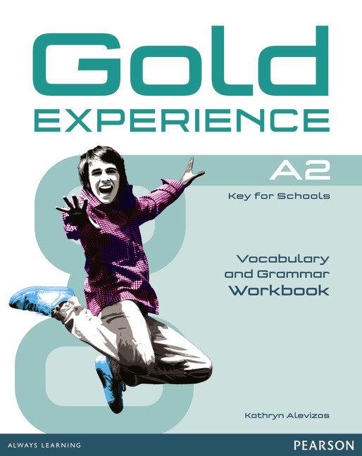 Gold experience a2 wb grammar & vocabulary