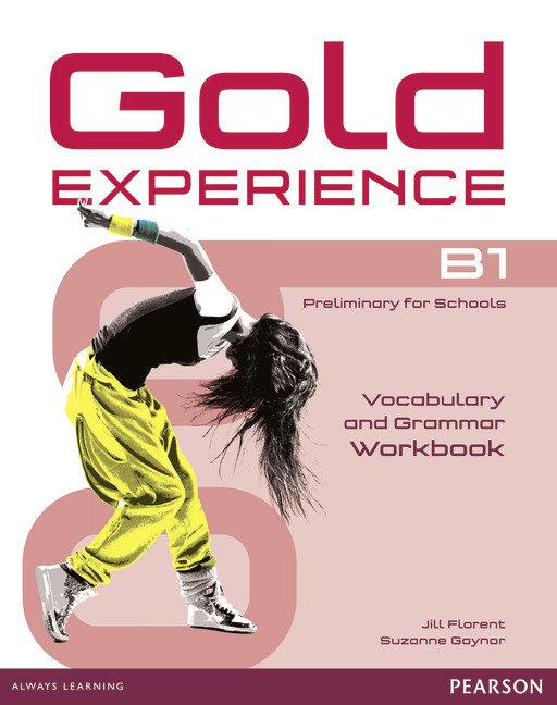 Gold experience b1 wb key grammar vocabulary