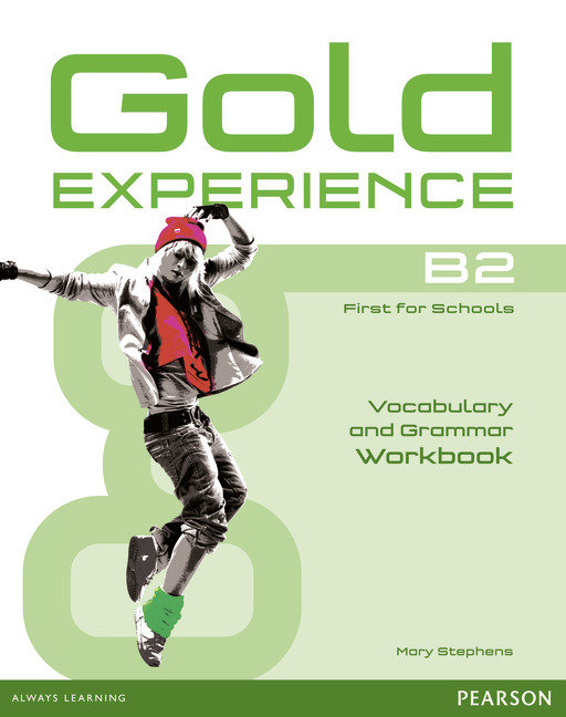 Gold experience b2 wb grammar vocabulary