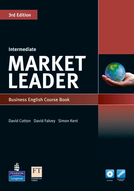 Market leader 3rd ed.intermed.coursebooks with dvd