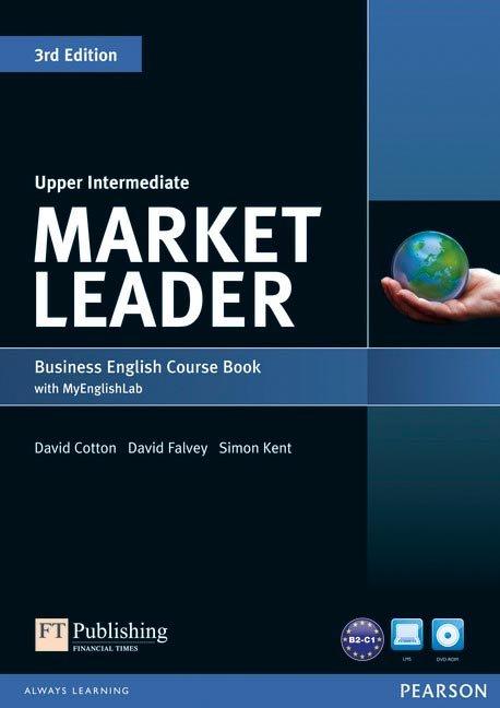 Market leader 3ªd edition upper intermediate coursebook wit
