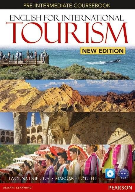 English for inter.tourism pre-intermed.dvd-rom