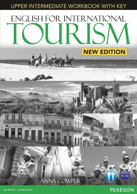 English inter.tourism upper int.wb with keys