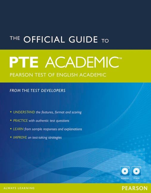 The official guide to the pearson test of english