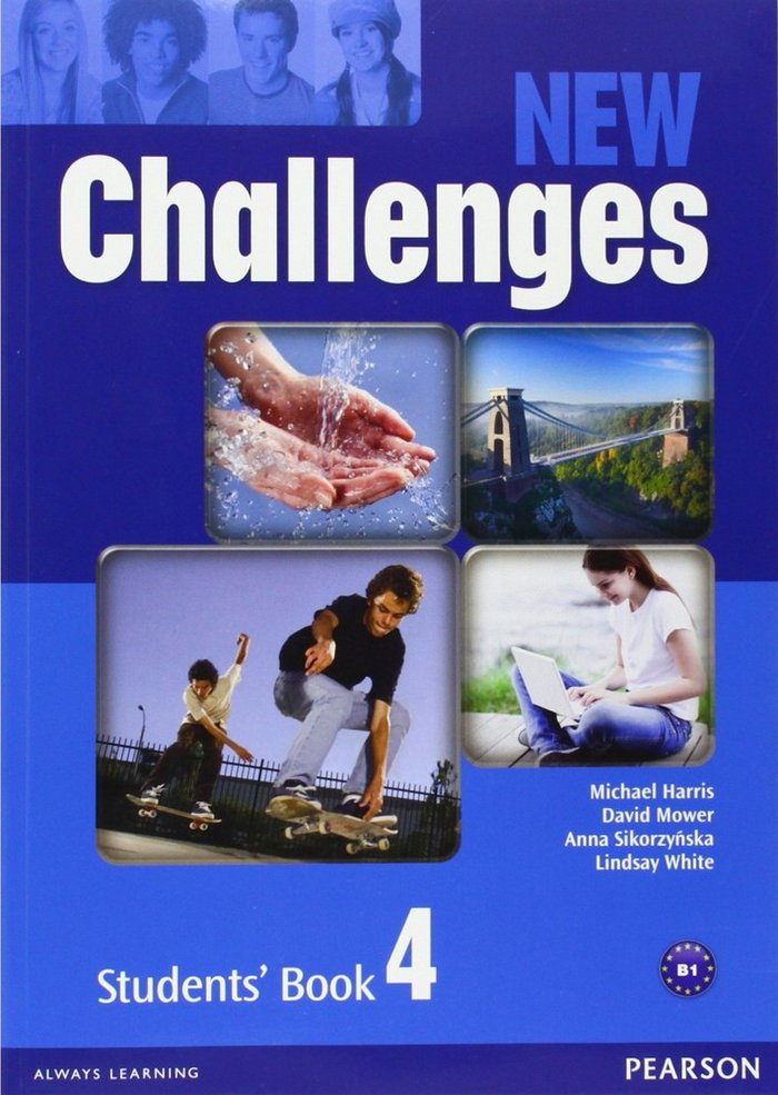 New challenges 4ºeso st