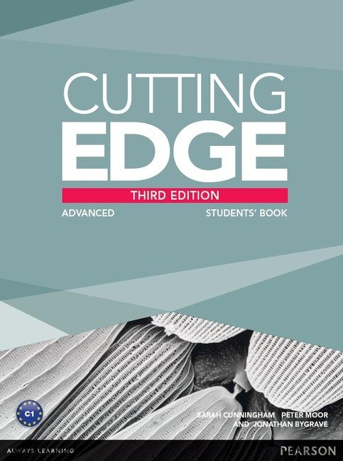 Cutting edge advanced st +dvd pack 3ªed