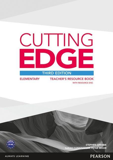 Cutting edge 3rd edition elementary teacher's book with teac