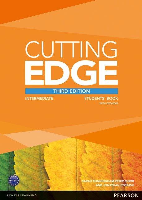 Cutting edge intermediate st +dvd pack 3ªed