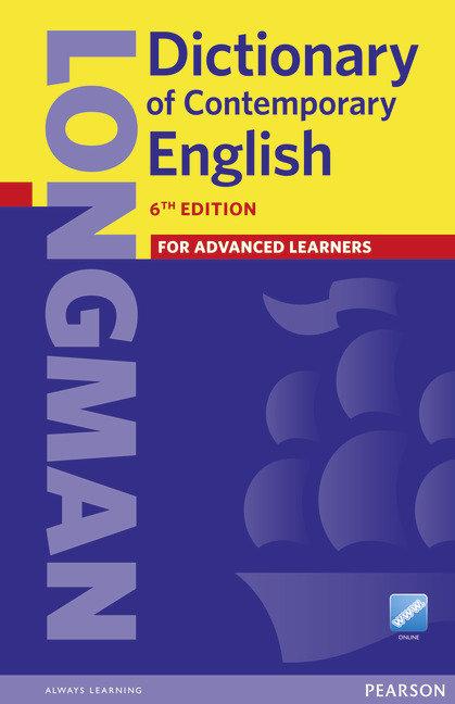 Longman dic.contemporary english+online 6ºed (t)