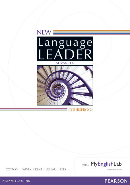 Language leader advanced st 15 with myenglis.pack