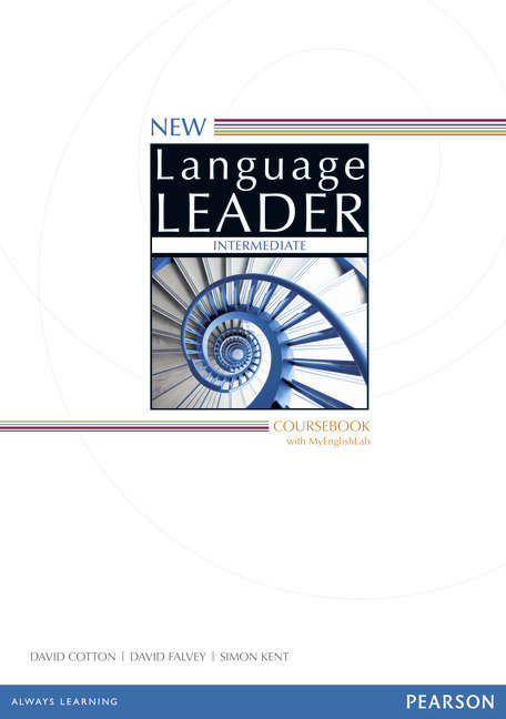 New language leader intermediate coursebook with m