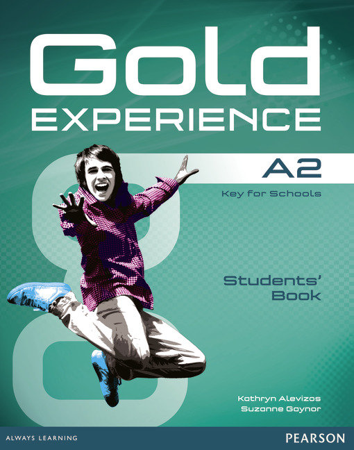 Gold experience a2 st+dvd