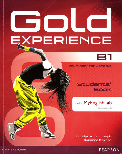 Gold experience b1 st with dvd-rom pack