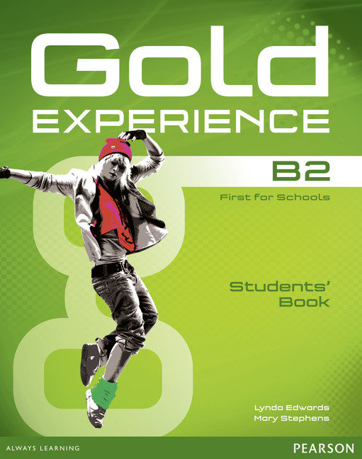 Gold experience b2 st+dvd