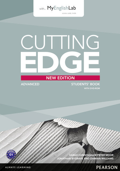 Cutting edge advanced st +dvd+mylab 3ªed