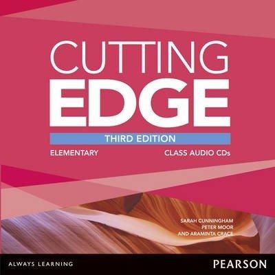 Cds cutting edge elementary class audio cds