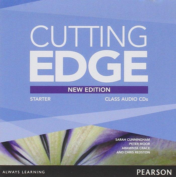 * cutting edge starter (3rd.ed). class audio cd (2