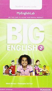 Big english 2 myenglishlab