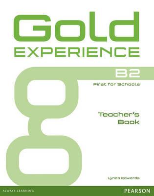 Gold experience b2 teacher's book