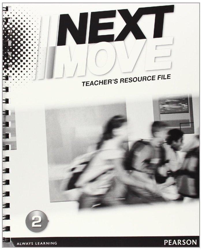 Next move spain 2 teacher's pack