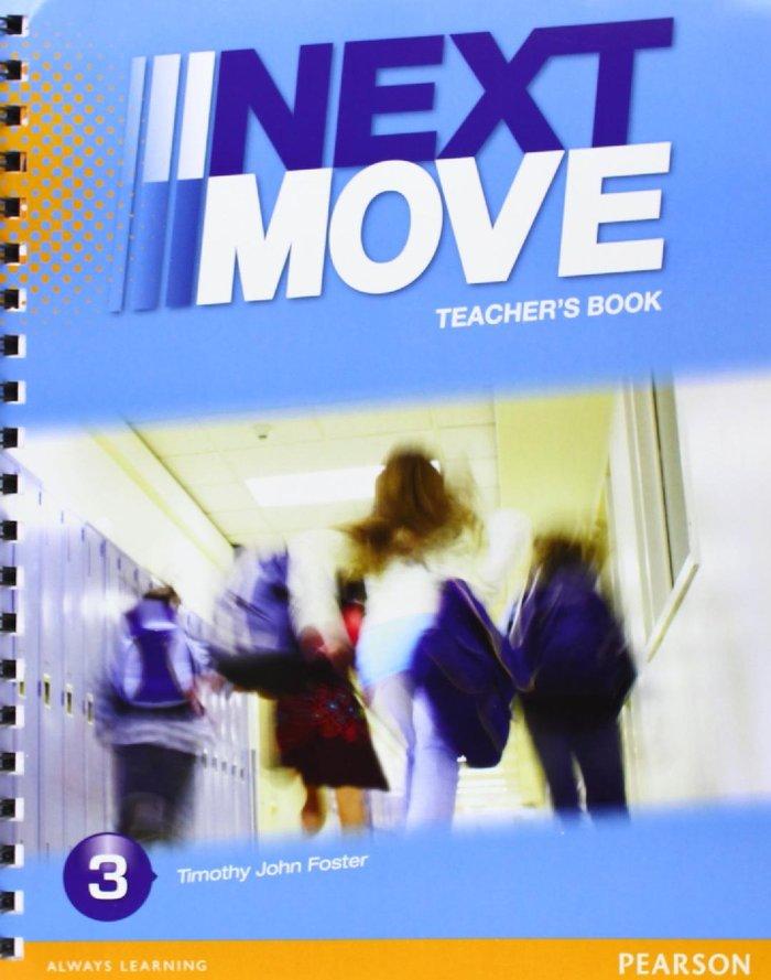 Next move spain 3 teacher's pack