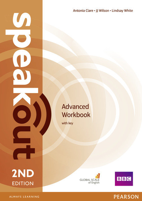 Speakout advanced wb with key 16