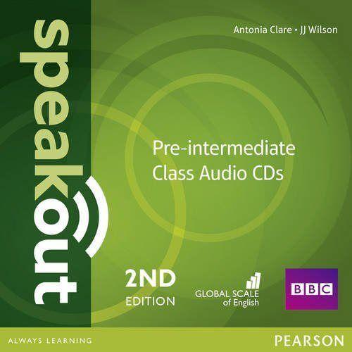 Speakout pre-intermediate class cd 16