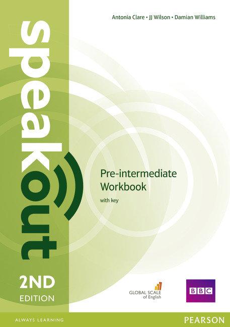 Speakout pre-intermediate wb with key 16