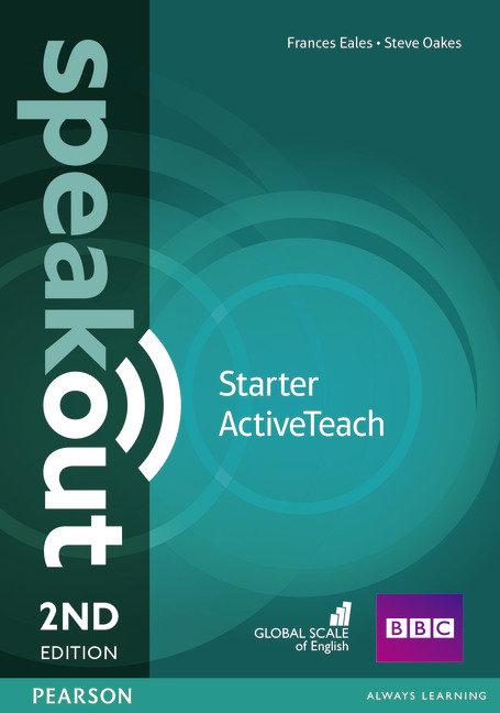 Speakout starter 2nd edition active teach