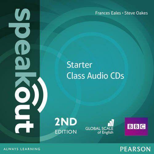 Speakout starter class cd(2) 2ed 16