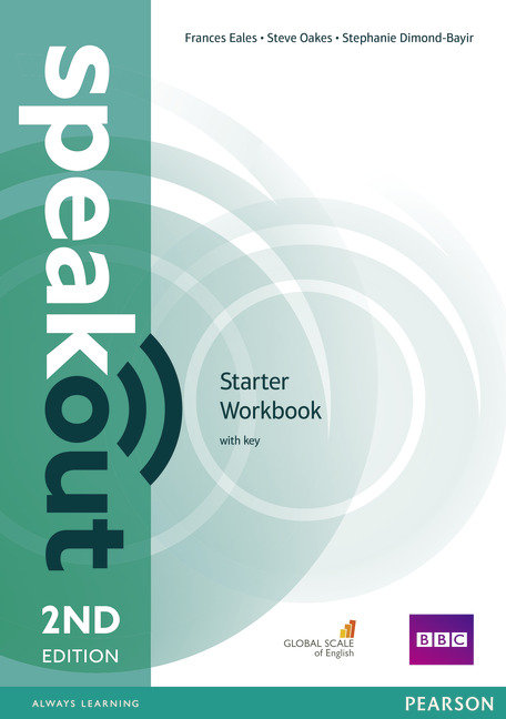 Speakout starter wb with key 16